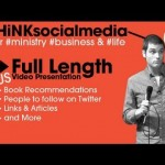 Social Media for Ministry, Business, & Life
